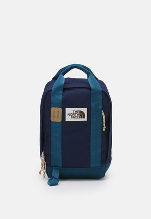 TOTE PACK UNISEX - Rugzak - navy light heather/monterey blue/kelp tan