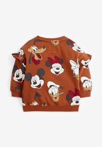 Next - MICKEY MOUSE - Sweatshirt - brown - 1