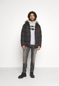 Newport Bay Sailing Club - HEAVY - Winter coat - black - 1