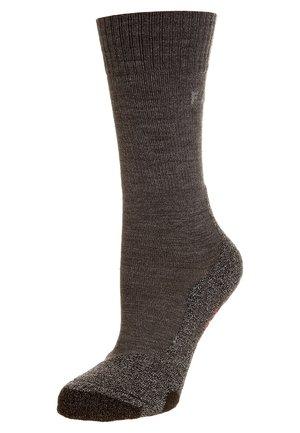 Sports socks - asphalt