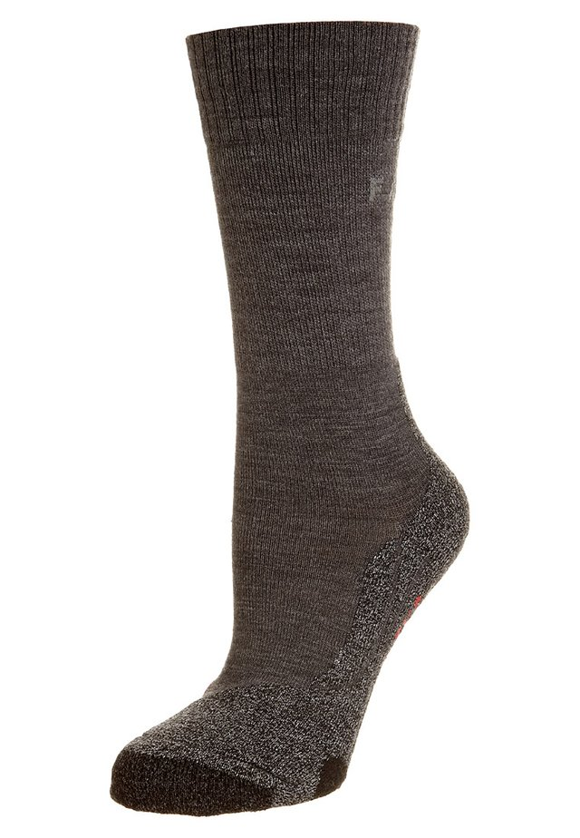 Sports socks - asphalt