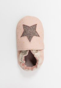Robeez - FIRE STAR - First shoes - rose/clair - 1