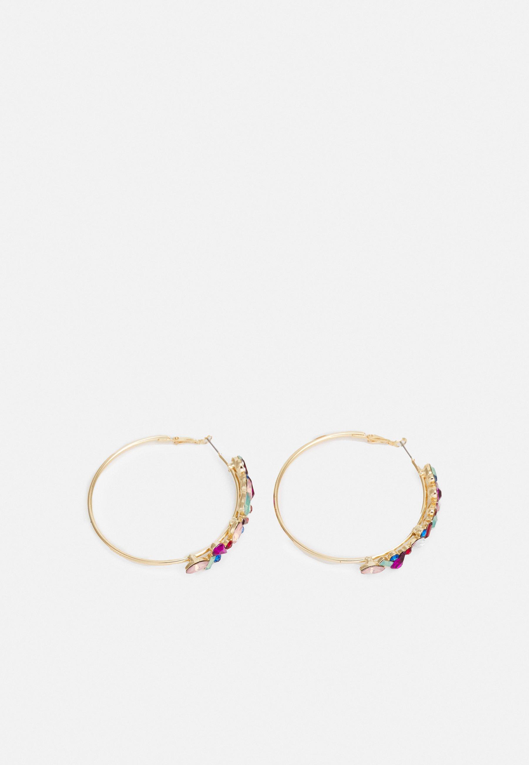 Women PCFOKORY HOOP EARRINGS - Earrings