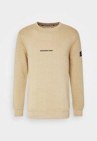 Redefined Rebel - BRUCE - Sweatshirt - travertine - 3