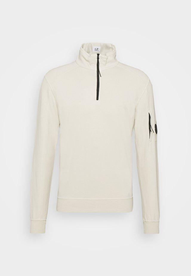 LIGHT QUARTER ZIP - Sweater - sandshell