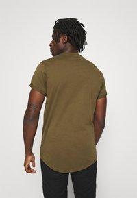G-Star - LASH - Basic T-shirt - wild olive - 2