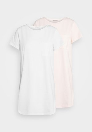 2 PACK - Nightie - pink