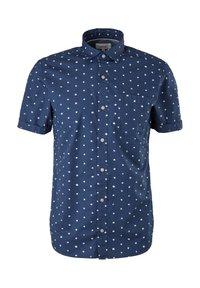 s.Oliver - KURZARM - Shirt - blue - 6