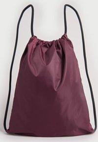 Superdry - Drawstring sports bag - mulled plum - 2