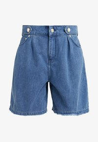 Mother of Pearl - DYLLAN - Denim shorts - stone wash - 3