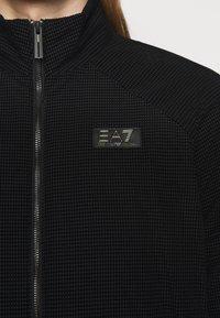 EA7 Emporio Armani - BLOUSON - Light jacket - black - 4