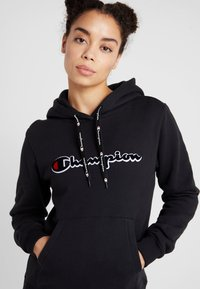 Champion - Luvtröja - black - 5