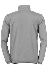 Uhlsport - Sports jacket - dunkelgrau / schwarz - 1