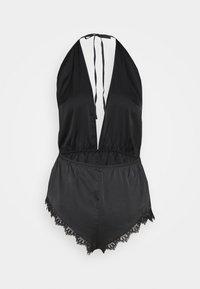Ann Summers - ANGELINA TEDDY - Pyjama - black - 1