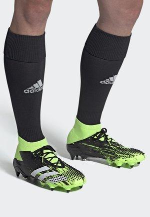 PREDATOR MUTATOR 20.1 FOOTBALL BOOTS SOFT GROUND - Screw-in stud football boots - siggnr/ftwwht/cblack