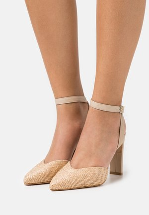 Classic heels - dream/skin