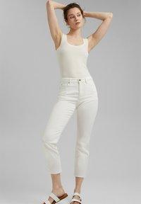 Esprit - Top - off white - 1