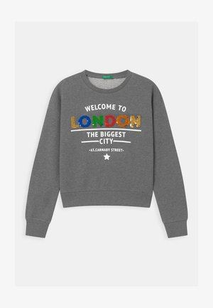EUROPE GIRL - Sweatshirt - grey