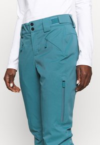 The North Face - W LENADO PANT - Snow pants - mallard blue - 4
