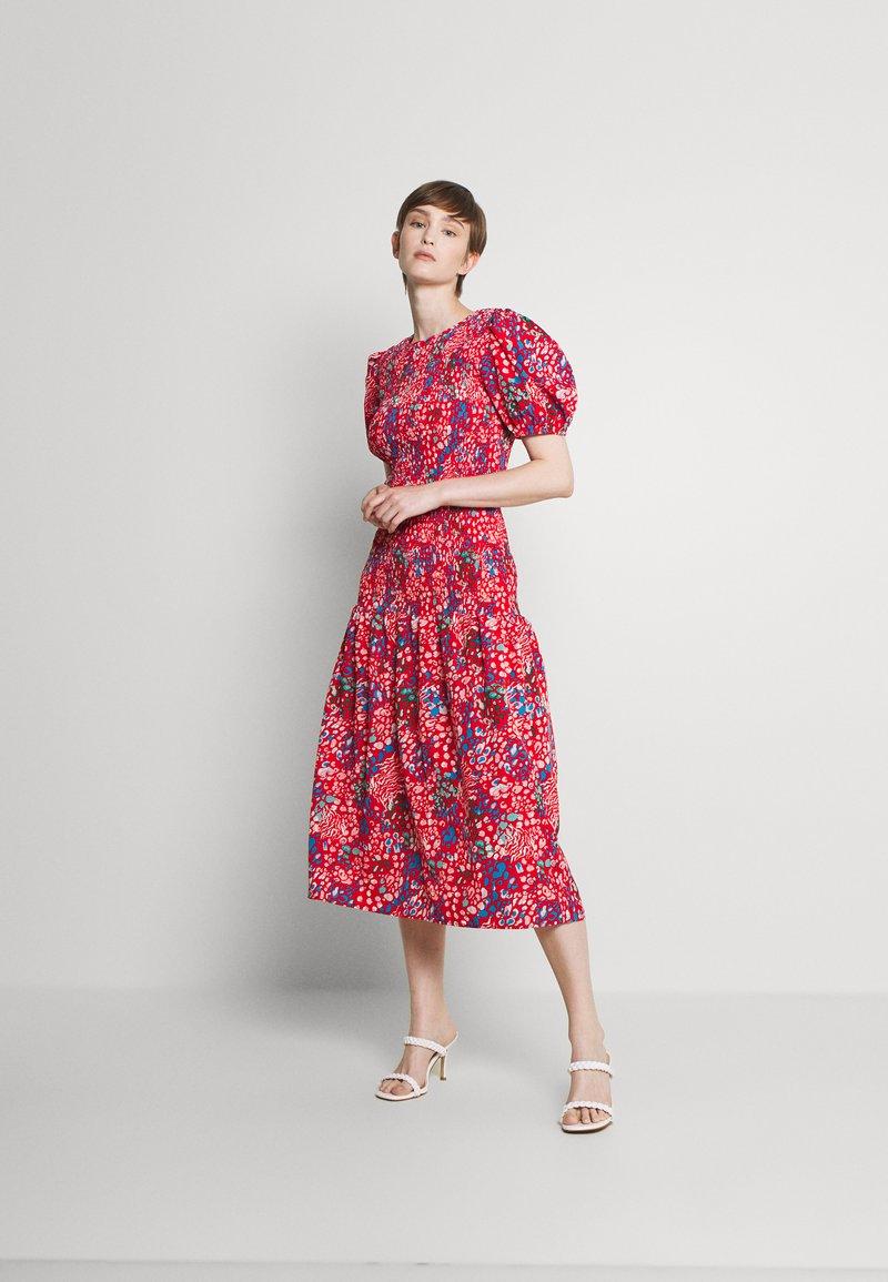 Never Fully Dressed - SCARLETT DRESS - Vestito estivo - multi coloured