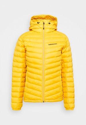 FROST HOOD JACKET - Down jacket - blaze tundra