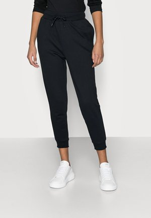 2 PACK - Pantalon de survêtement - black/blue