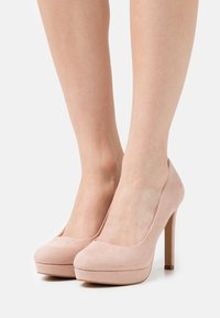 Even&Odd - Zapatos altos - nude - 0