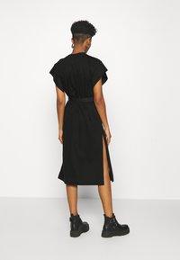 Diesel - D-FLIX-C DRESS - Jersey dress - black - 2