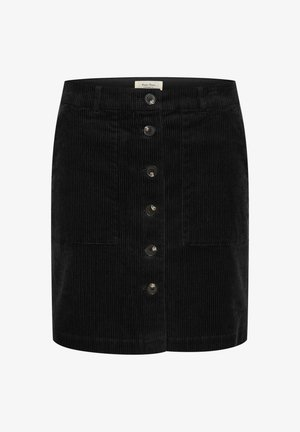TESS - Pencil skirt - black