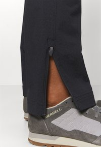 Jack Wolfskin - ACTIVATE SKY PANTS - Trousers - black - 4