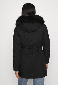 ONLY - ONLIRIS - Abrigo de invierno - black - 2