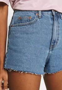 Dr.Denim - SKYE - Jeansshorts - retro sky blue - 3