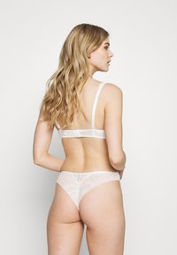 Women Secret - BRASILIEN BRIEF - Slip - off white standard - 2