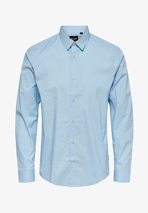 Zakelijk overhemd - cashmere blue