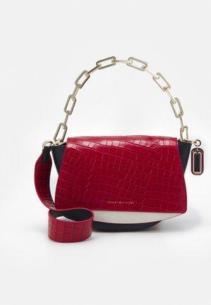 LUXE CROSSOVER - Handbag - blue