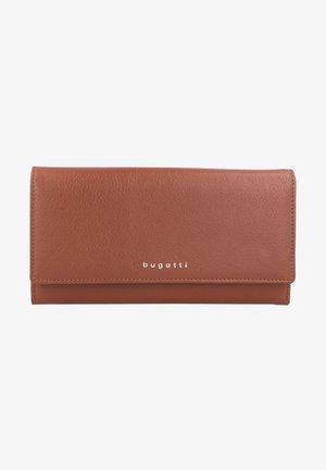 Wallet - cognac