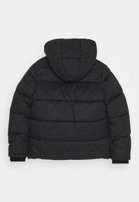 BOSS Kidswear - PUFFER JACKET - Winter jacket - black - 1