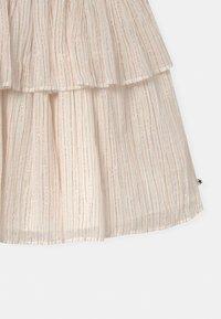 Molo - BROOKE - Áčková sukně - metallic - 2