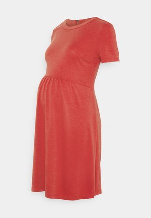 SASSARI - Jersey dress - american beauty