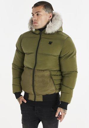 RIPSTOP DISTANCE JACKET - Winter jacket - khaki