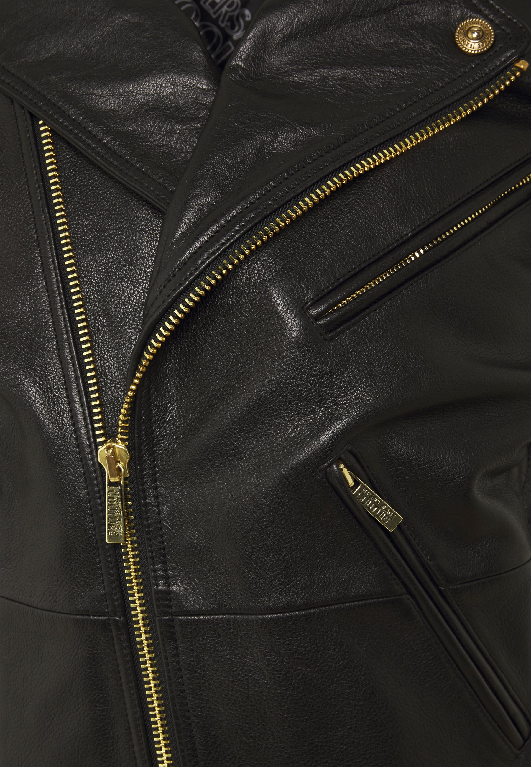 Versace Jeans Couture Skinnjakke nero Zalando.no