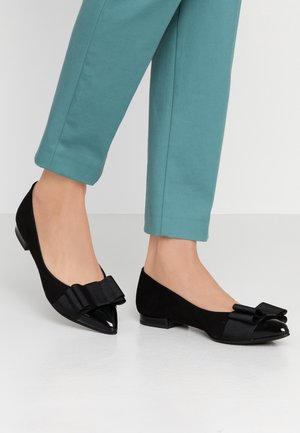PARKER - Ballet pumps - black
