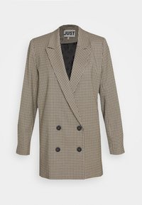 JUST FEMALE - KELLY - Short coat - taupe - 6