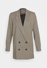 KELLY - Short coat - taupe