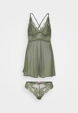 DOT BEATRIZ - Pyjama - green