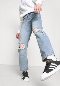 Dr.Denim - DASH - Straight leg jeans - light blue denim - 3