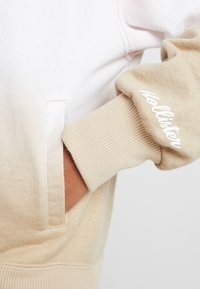 Hollister Co. - OVERSIZED CREW - Sweatshirt - pink ombre - 5