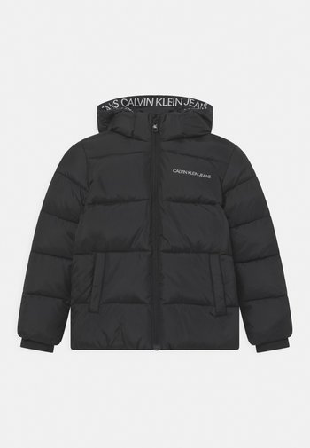 TAPE PUFFER - Giacca invernale - black