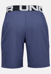 Under Armour - VANISH SHORTS - Sports shorts - blue ink - 4