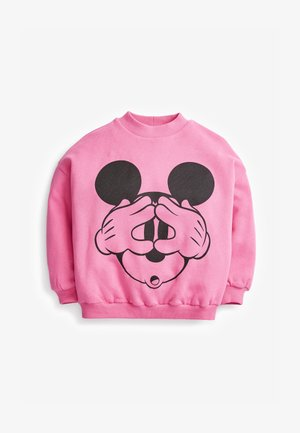 MICKEY MOUSE - Mikina - pink